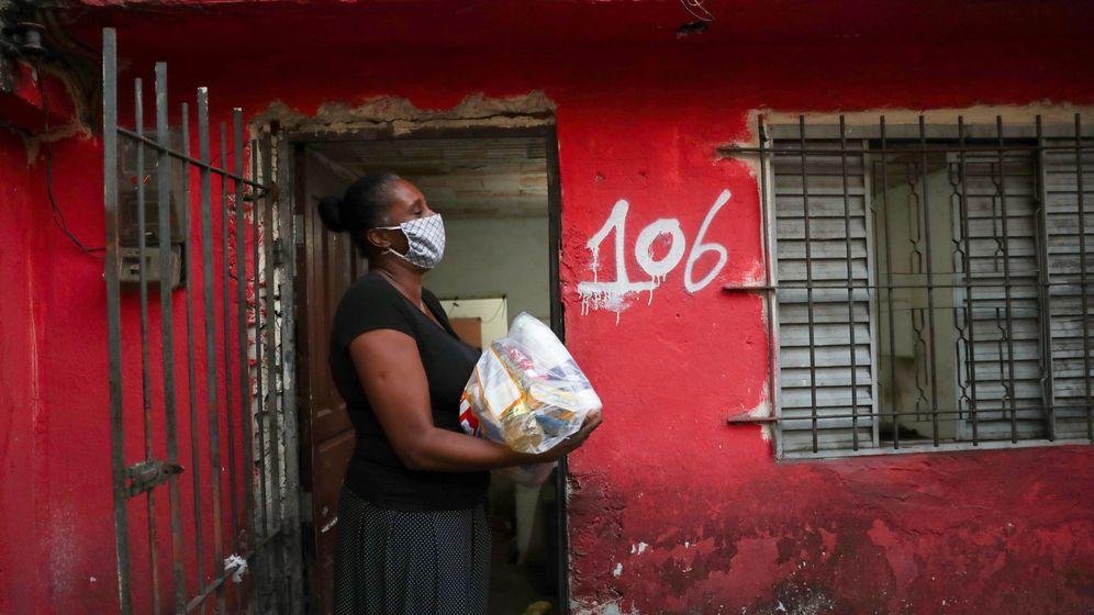 Foto: Coronavirus en las favelas de Sao Paulo, Brasil (Reuters)