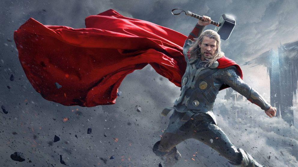 Chris Hemsworth enseña a sus hijos a salvar el mundo como buenos héroes
