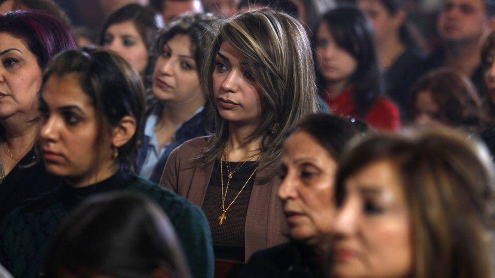 Los cristianos de Irak: sin agua ni luz y con los yihadistas a kilómetros