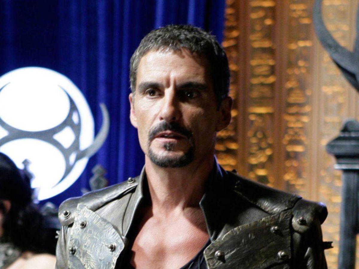 Foto: Cliff Simon, en 'Stargate'. (Sci Fi)