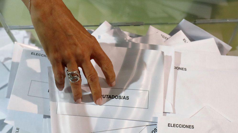 Foto: Elecciones en España. (Reuters)