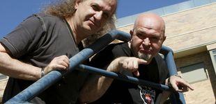 Post de El lío de Asfalto y Barón Rojo por sustituir a Def Con Dos: 'guerra civil' en el rock español