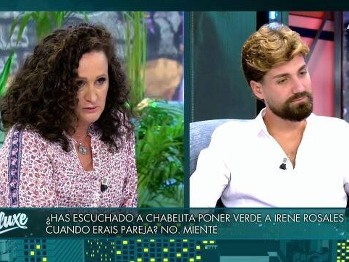 Foto: Dulce y Albalá. (Telecinco).