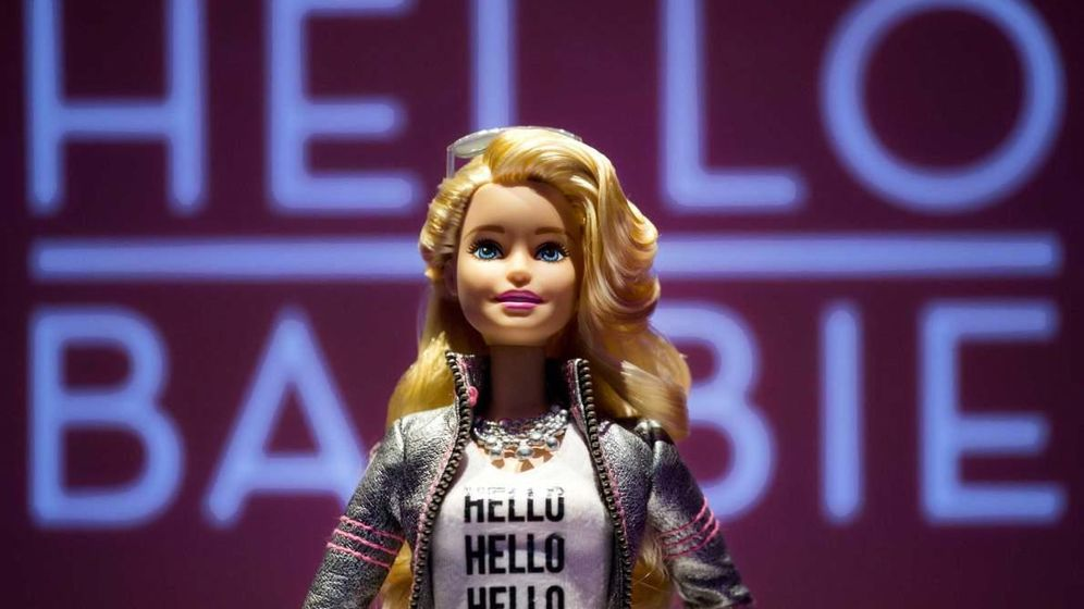 Foto: Hello Barbie, la muñeca inteligente que ha desatado la polémica