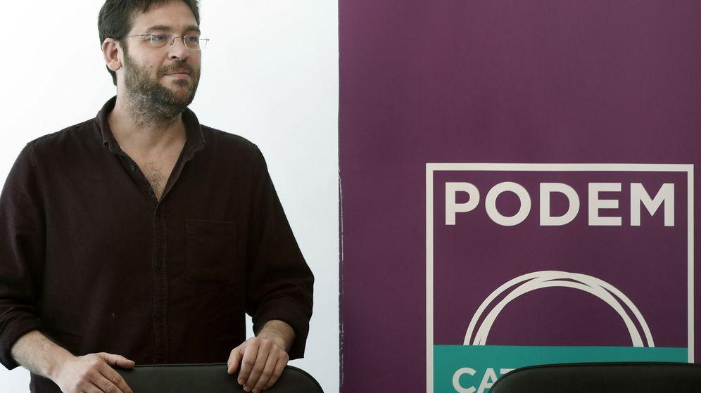 Foto: El líder de Podem, Albano Dante Fachín. (EFE)