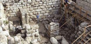 Post de Hallan en las ruinas del Templo de Salomón el anillo de un personaje bíblico