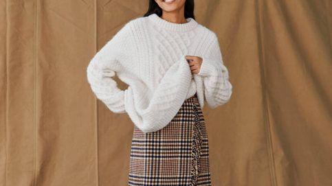 Esta falda midi con flecos de Mango es lo mejor que vas a ver (y comprar) hoy