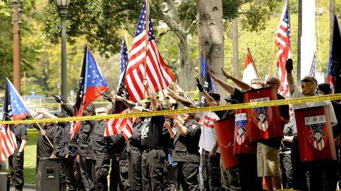 Así es Patriot Front, la organización de supremacistas neonazis que amenaza EEUU