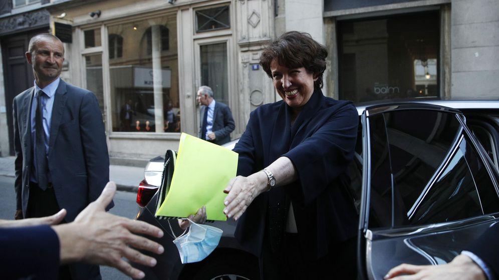 Foto: Bachelot, que acusó a Nadal de dopaje, nueva ministra de Cultura. (EFE)