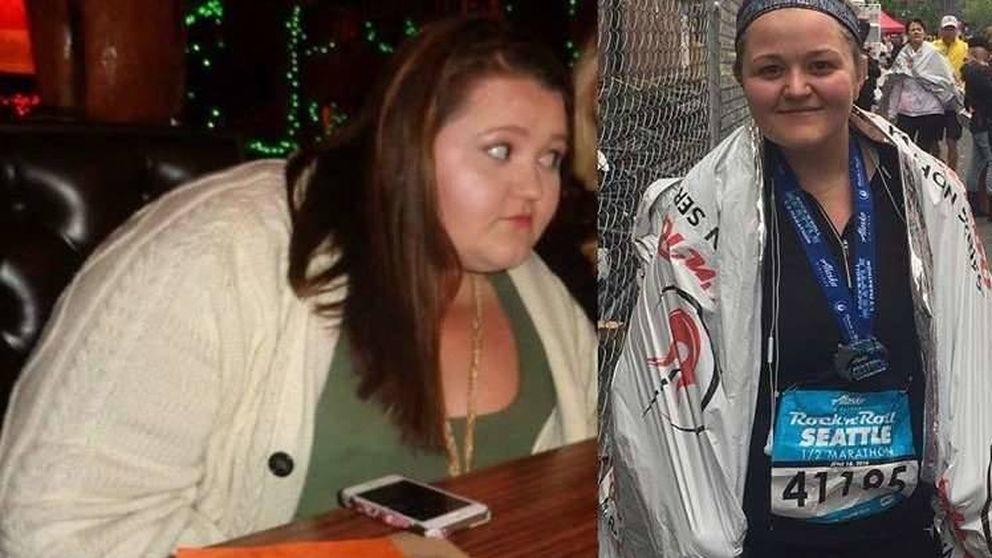 Así perdió esta mujer más de 50 kilos (y su desayuno es potente)