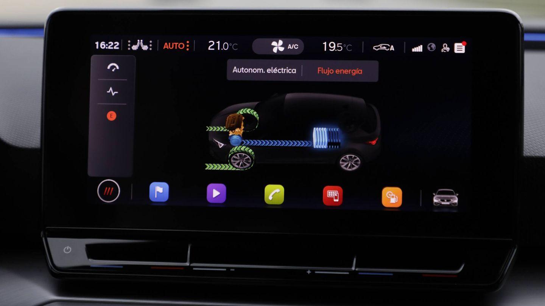 Los vehículos híbridos enchufables suelen ofrecer gran cantidad de información sobre eficiencia, pero no todos dejan claro lo que se gasta de combustible y de electricidad.