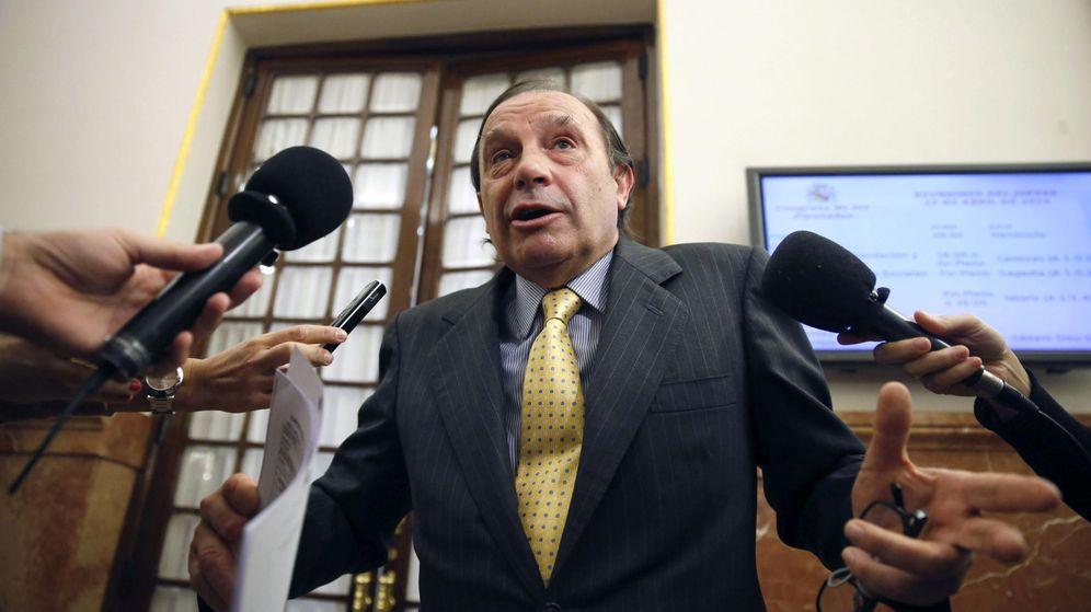 Foto: El exdiputado del PP Vicente Martínez-Pujalte. (EFE)