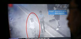Post de Las cámaras de seguridad muestran el asesinato del hermano de Kim Jong-un