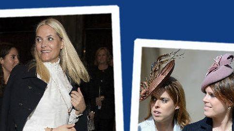 Estilo Real: de las zapatillas de Mette-Marit a los looks rancios de las hermanas York