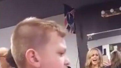 A Adele le sale competencia: el niño de 11 años que canta 'Hello' igual que ella