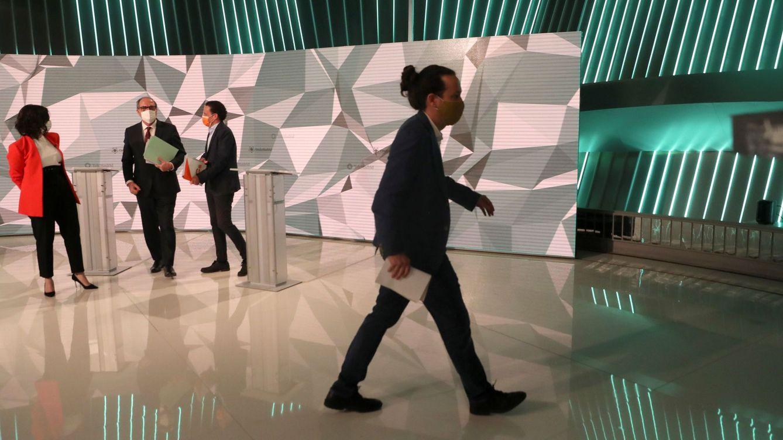Del chaletazo y el piso de Sarasola a la pantomima: grandes choques del debate