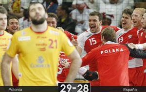 Polonia quita a una agotada España la medalla en el Mundial de Qatar