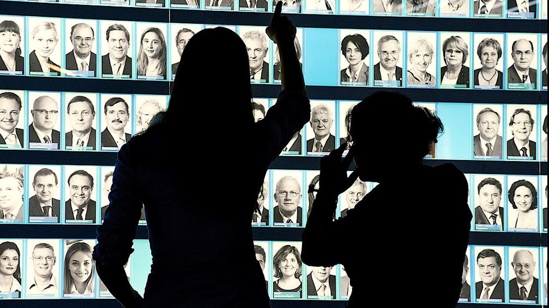 Presentación del Transparency Register. Foto: europarl.europa.eu