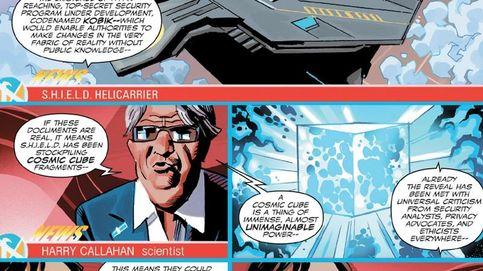 Marhuenda se marca un cameo junto al Capitán América
