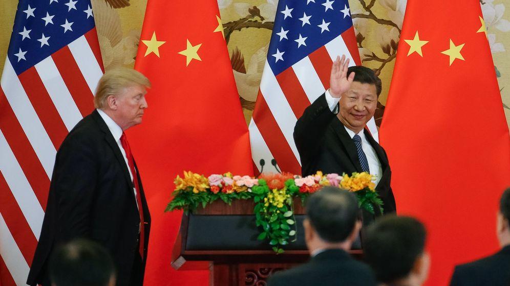 Foto: El comercio de China desafía los aranceles con un crecimiento del 5,7%