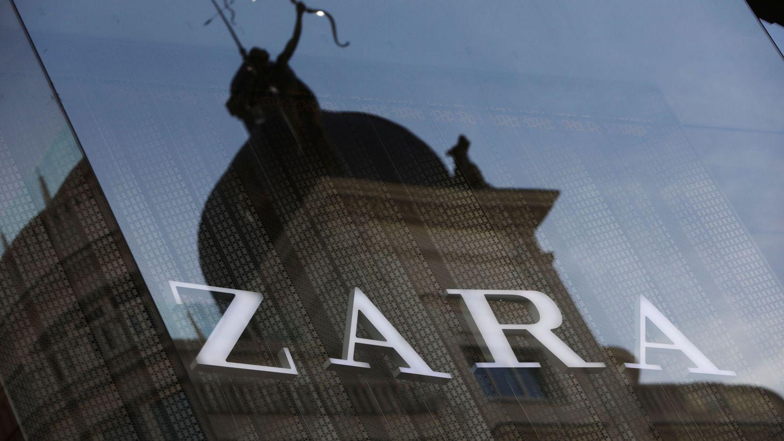 Foto: Zara es el buque insignia de Inditex