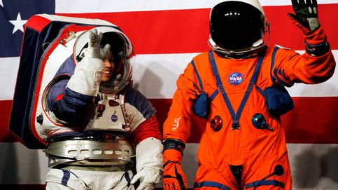 Así son los nuevos trajes espaciales con los que se viajará a la Luna y a Marte