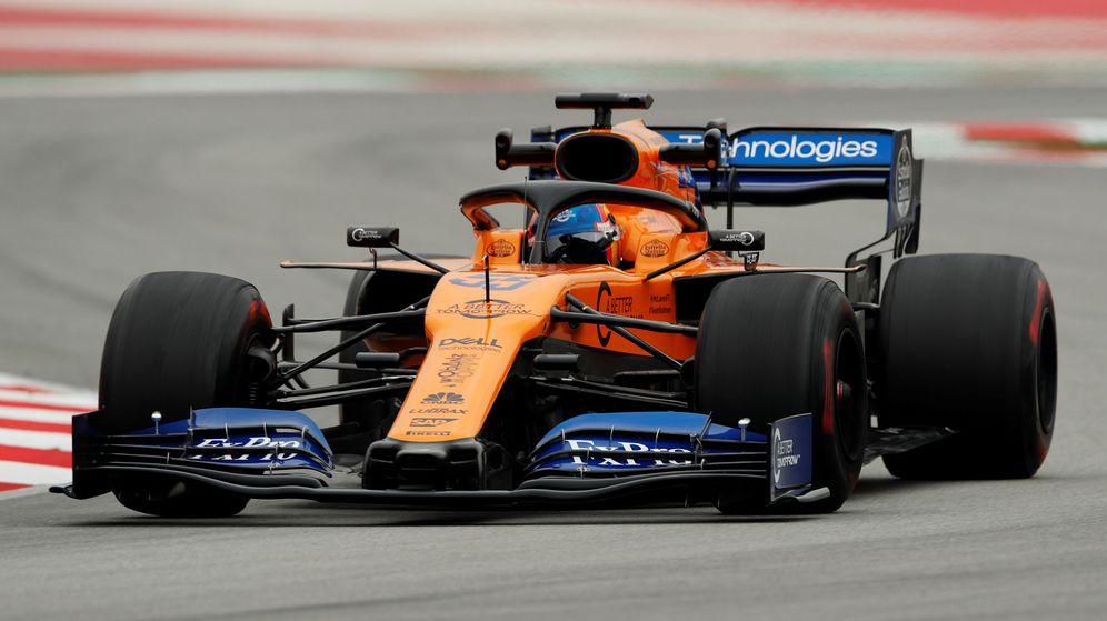 Foto: La tercera jornada de test de Fórmula 1 en Barcelona en imágenes