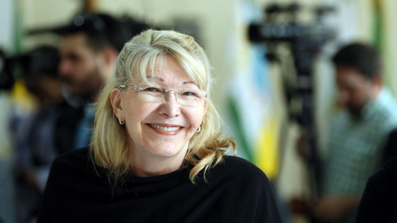 La ex fiscal general de Venezuela Luisa Ortega está en el exilio en Colombia. (EFE)