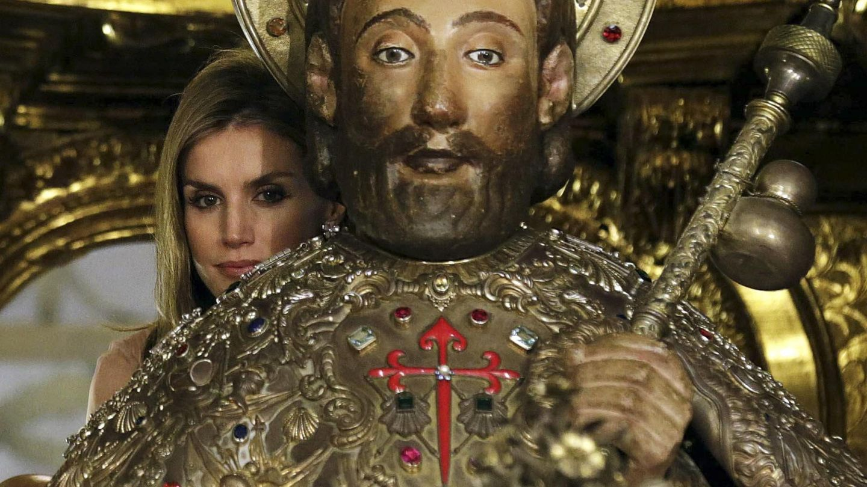 La Reina, en Santiago. (Reuters)