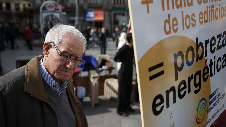 Las ONG piden soluciones contra la pobreza energética: También hará frío mañana