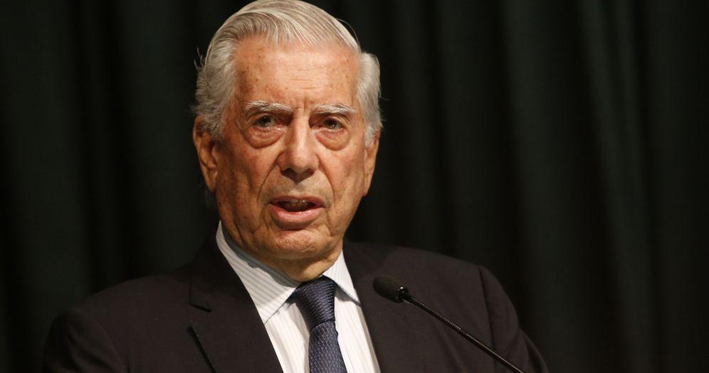 Foto: Vargas Llosa en una imagen de archivo. (EFE)