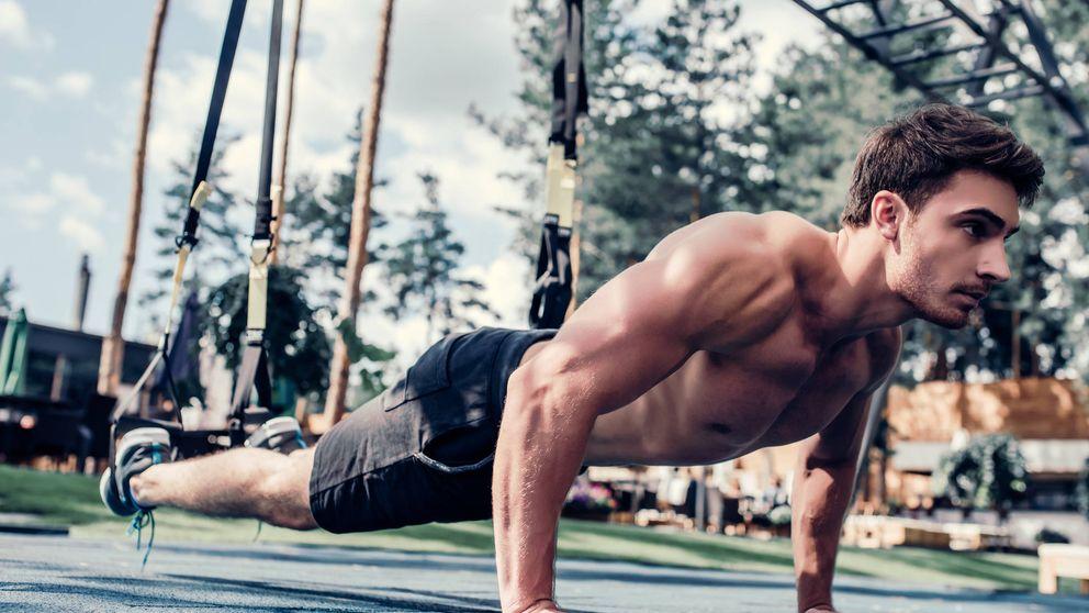 Los ejercicios que te pondrán como un toro (y son muy fáciles)