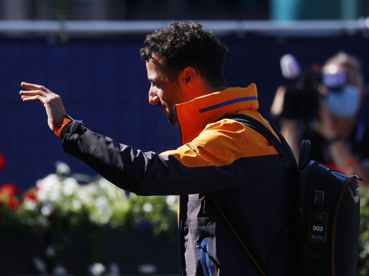 Foto: Daniel Ricciardo está viviendo los peores momentos de su carrera deportiva