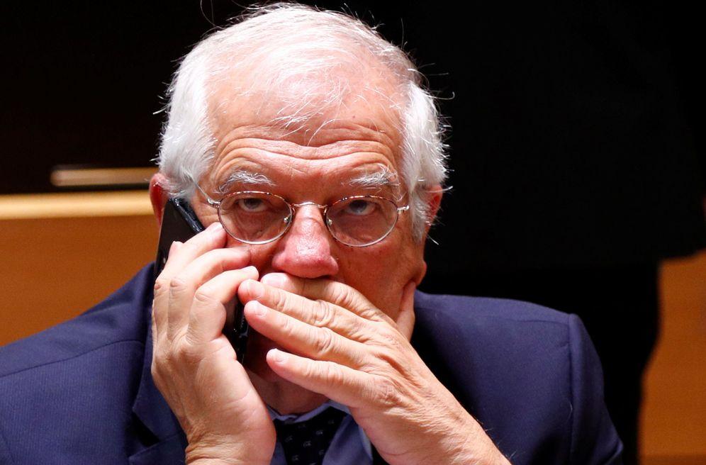 Foto: El ministro de Exteriores, Josep Borrell. (Reuters)