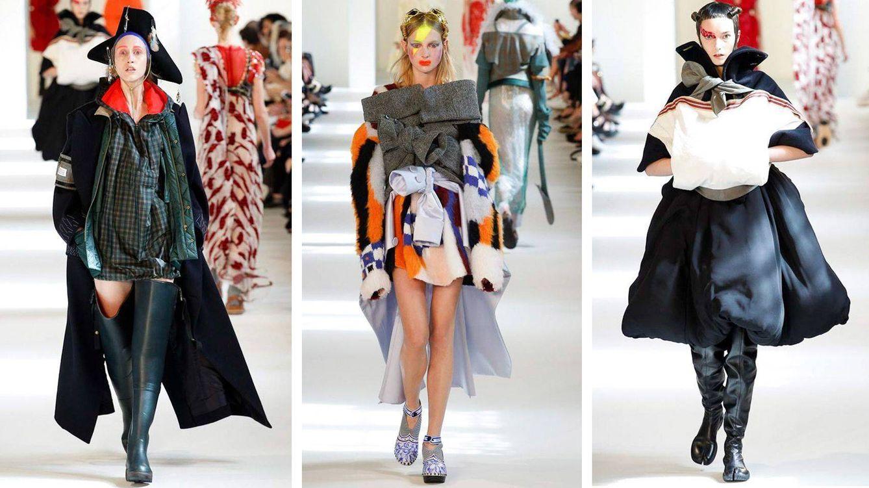 De Rihanna a Givenchy, las locuras beauty de la pasarela