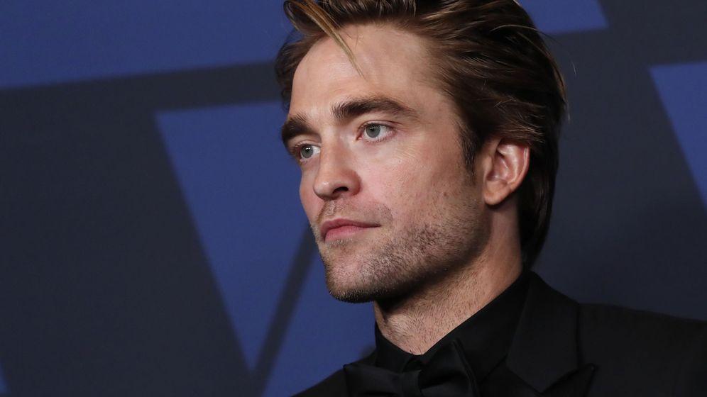 Foto: Robert Pattinson, durante una entrega de premios. Foto:  REUTERS Mario Anzuoni