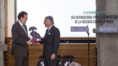 Garralda, premiado por la labor de Mutua Madrileña contra la violencia de género