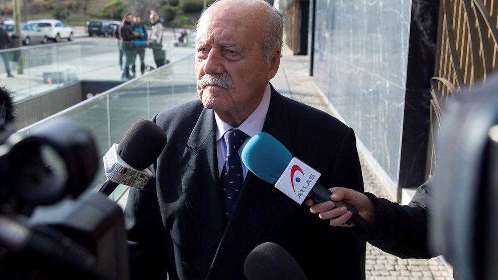 Antonio Tejero, en la exhumación de Franco: una saga marcada por un apellido