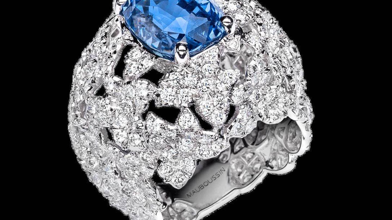 El anillo de Marie. (Maouboussin)