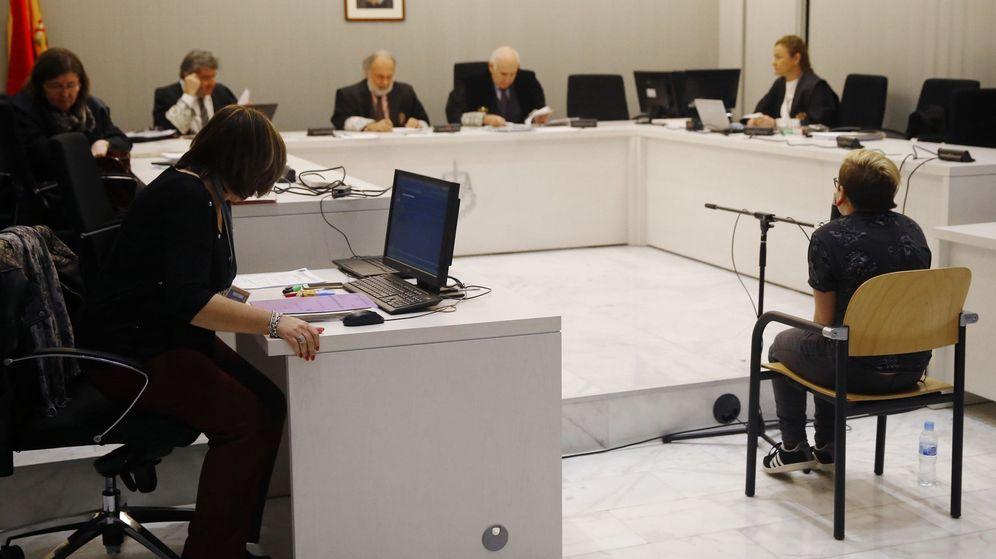 Foto: Juicio sobre terrorismo en la Audiencia Nacional. (EFE)