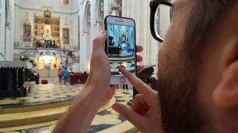 Cuatro horas cazando pokémons en el Madrid de los Austrias