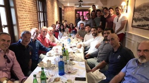La foto de la discordia, el único borrón a la mejor selección española de rugby XV