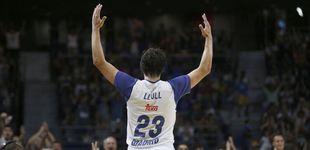 Post de Esto es lo que te pierdes, NBA: Llull se exhibe en la victoria ante los Thunder