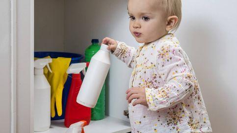 Usar limpiadores domésticos afecta al desarrollo del lenguaje de los niños