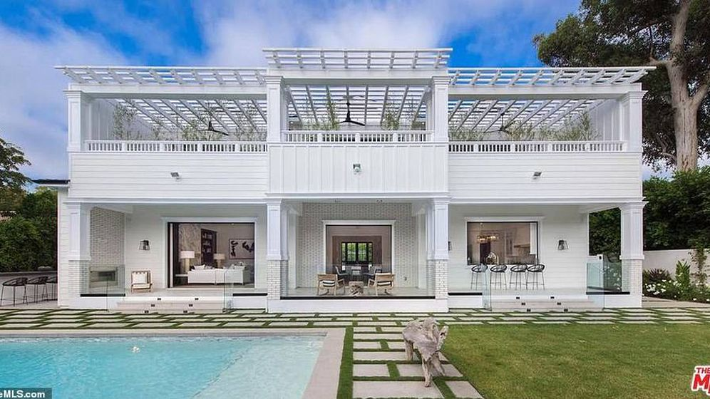 Foto: La nueva casa de Bruce Willis. (TheMLS.com)