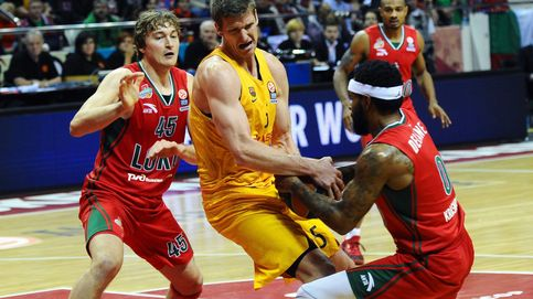 El Barcelona asalta Krasnodar y se acerca a la Final Four de la Euroliga