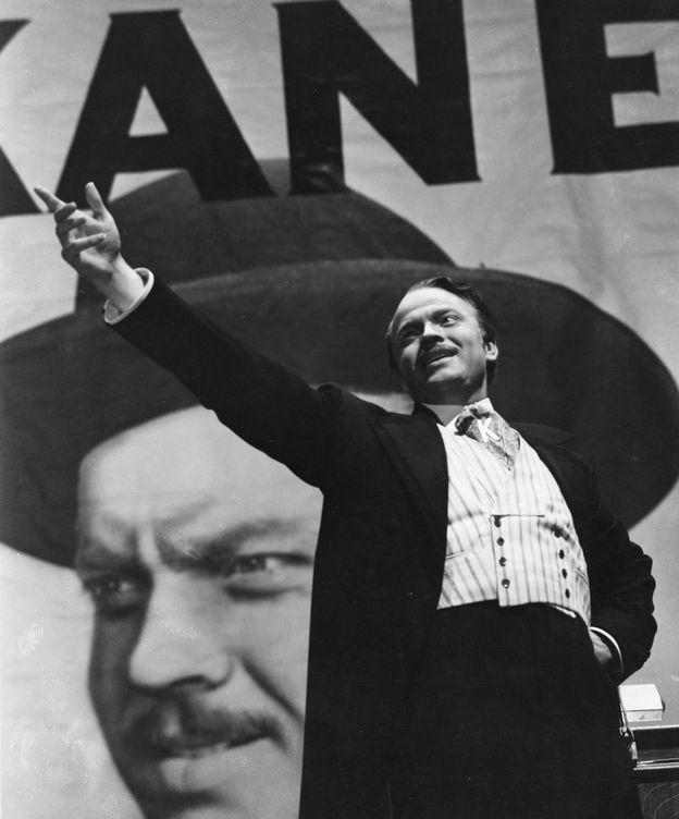 Foto: Orson Welles, en 'Ciudadano Kane'. (CP)