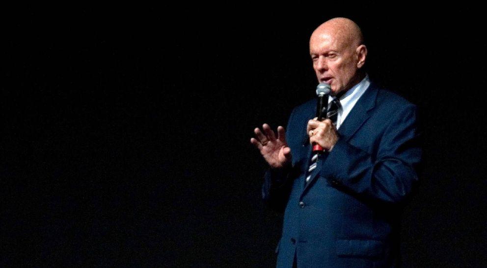 Foto: Stephen Covey. (EFE/David de la Paz)