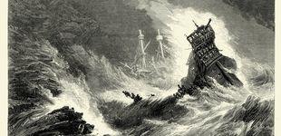 Post de Francisco de Ribera, el héroe marino especialista en riñas de taberna