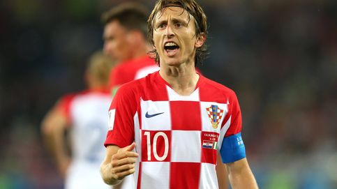 Luka Modric: la dura infancia en plena guerra y el ejemplo de superación del capitán croata